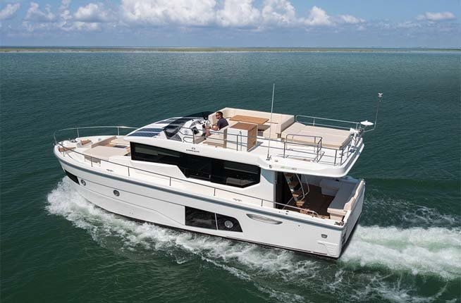 Eco Trawler 40 Long Distance