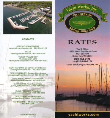 2016 Service Rates